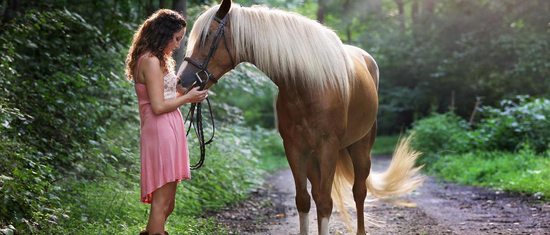 Samenwonen met een paardenvrouw